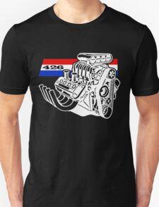 426 V8 Blown Engine T-Shirt