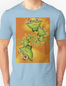 Inner Child - Melon Skin Little Froggies T-Shirt
