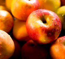 Red Apples by Alexander Efimov