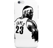 King James (Color Modifiable)  iPhone Case/Skin