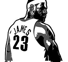 King James  by Jmaldonado781