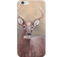 Whitetail Deer Buck iPhone Case/Skin