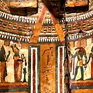 Detail of a sarcophagus by annalisa bianchetti
