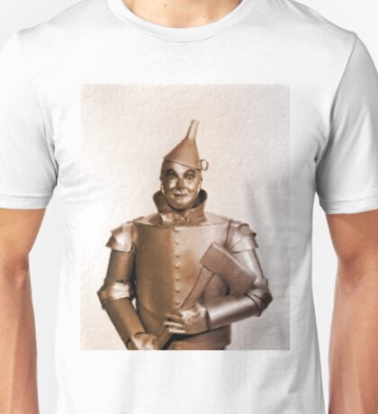 The Tin Man, Wizard of Oz Unisex T-Shirt