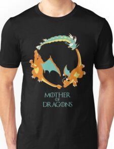 Mother of Dragons   Game of Thrones/ Pokemon Go Unisex T-Shirt