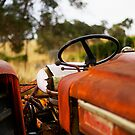 Tractor 2 by Geoff White