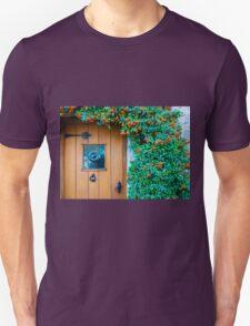 Traditional English front door Unisex T-Shirt