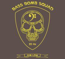 Bass Bomb Squad Kids Clothes