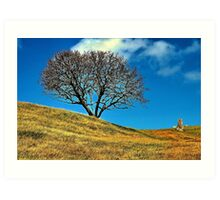 """""""One Tree Hill"""" Art Print"""