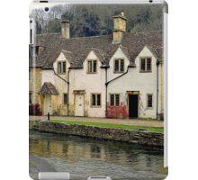 Castle Combe, Wiltshire, UK iPad Case/Skin