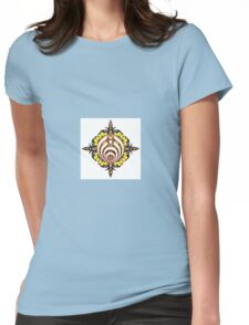 Bassnectar Trippy Womens Fitted T-Shirt