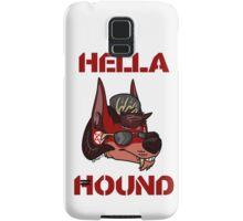 HELLA HOUND Samsung Galaxy Case/Skin