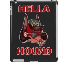 HELLA HOUND iPad Case/Skin