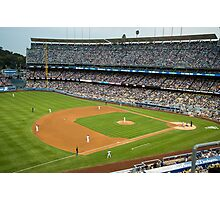 Take Me Out to the Ball Game Photographic Print