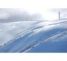 mt hotham Photographic Print