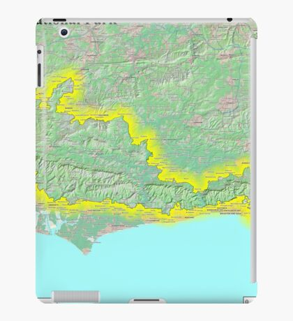 South Downs National Park iPad Case/Skin
