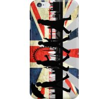 221B Abbey Road (Version One) iPhone Case/Skin