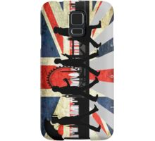 221B Abbey Road (Version One) Samsung Galaxy Case/Skin
