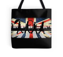 221B Abbey Road (Version One) Tote Bag