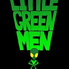 Little Green Men by Colin Wells