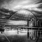 Millenium Bridge by Phil Scott