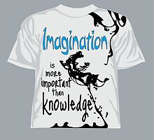 Imagination by scarab3