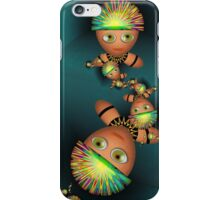 Inner Child - Lost Tribe of Sun Worshippers iPhone Case/Skin