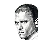 Wentworth Miller by art4friends