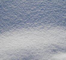 Pristine snow texture by odeliska