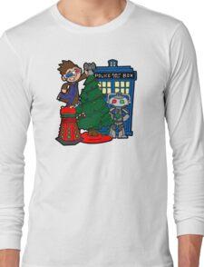 Tenth Christmas! Long Sleeve T-Shirt