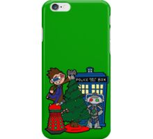 Tenth Christmas! iPhone Case/Skin