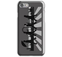221B Abbey Road (Version Two) iPhone Case/Skin