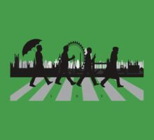 221B Abbey Road (Version Two) Kids Clothes