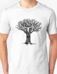 Tree with Skull T-Shirt