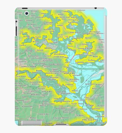 The Broads National Park iPad Case/Skin