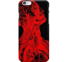 Blood. iPhone Case/Skin