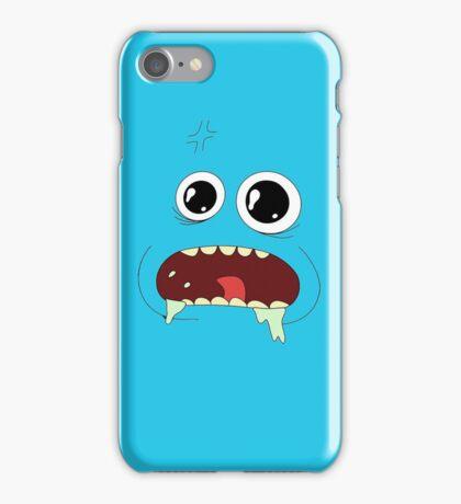 MR MEESEEKS! iPhone Case/Skin