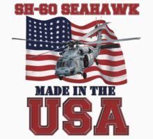SH-60 SeaHawk Made in the USA Kids Clothes