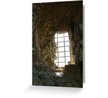 Hadleigh castle-2 Greeting Card