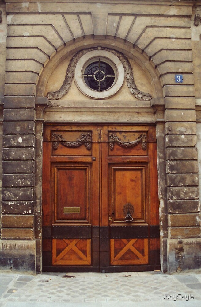 The Double Doors by Judy Gayle Waller