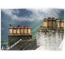Chimneys Poster