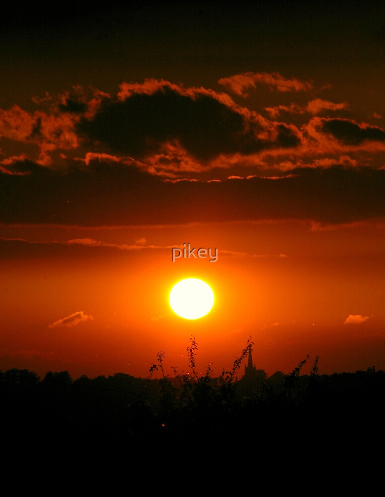 Sunset  by pikey