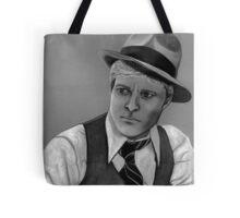 Robert Redford celebrity portrait 124 views Tote Bag