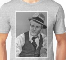 Robert Redford celebrity portrait 124 views Unisex T-Shirt