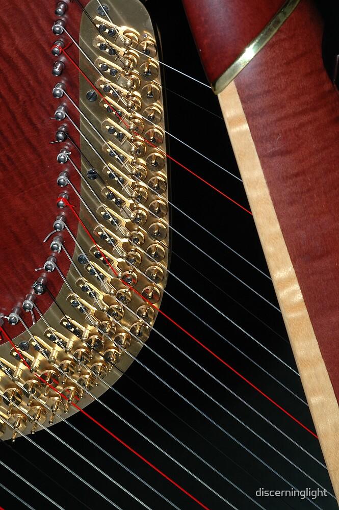 Harp by discerninglight