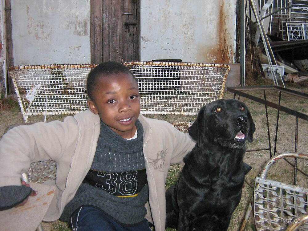 Kongolese refugee found safety in South Africa by Nutica