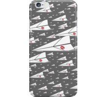 Paper Airplane 8 iPhone Case/Skin