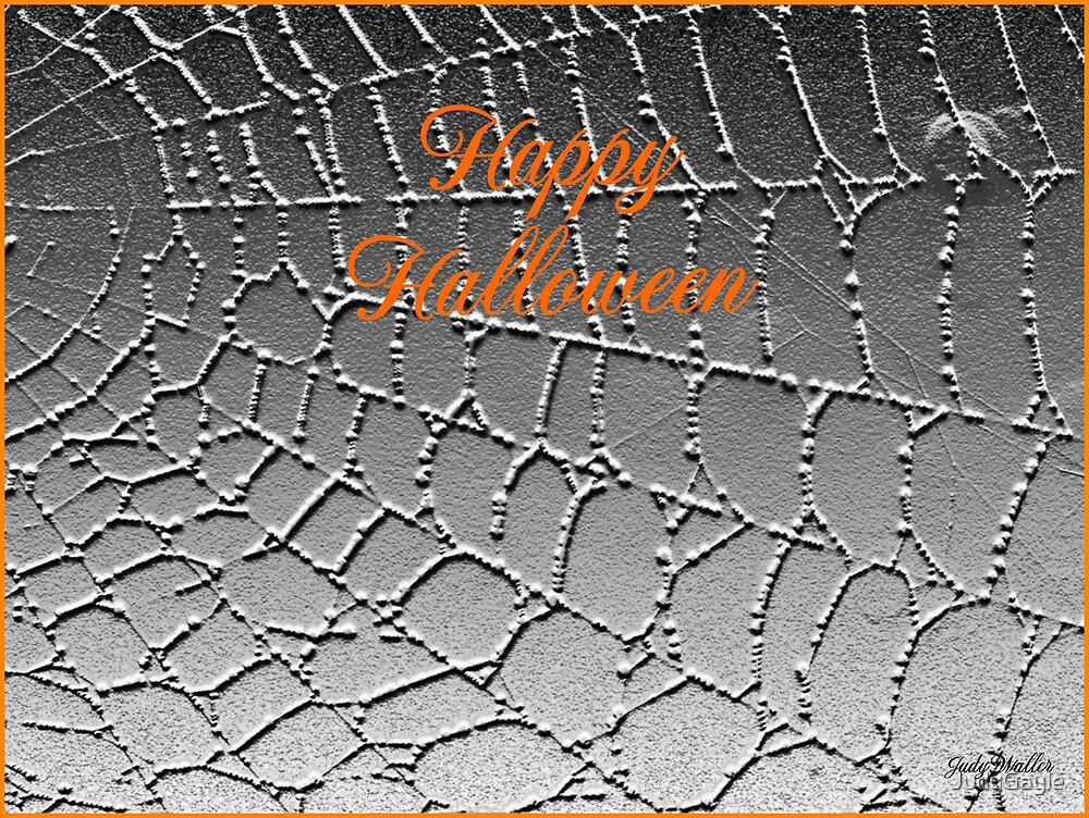 Happy Halloween by Judy Gayle Waller