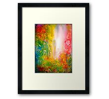 The Arbour.. Framed Print