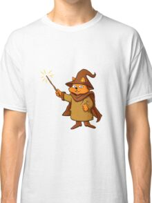 wizard cat. Classic T-Shirt